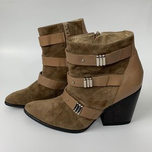 Addict by Bosi booties made in Colombia